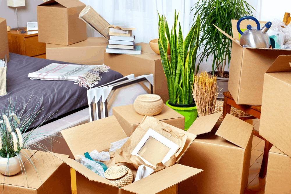 5 Consejos para empacar cuando te mudas