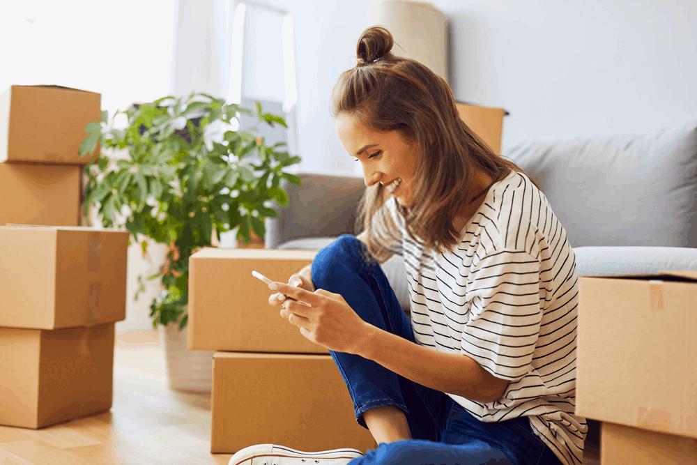 5 Tips para mudarse solo a un apartamento 1