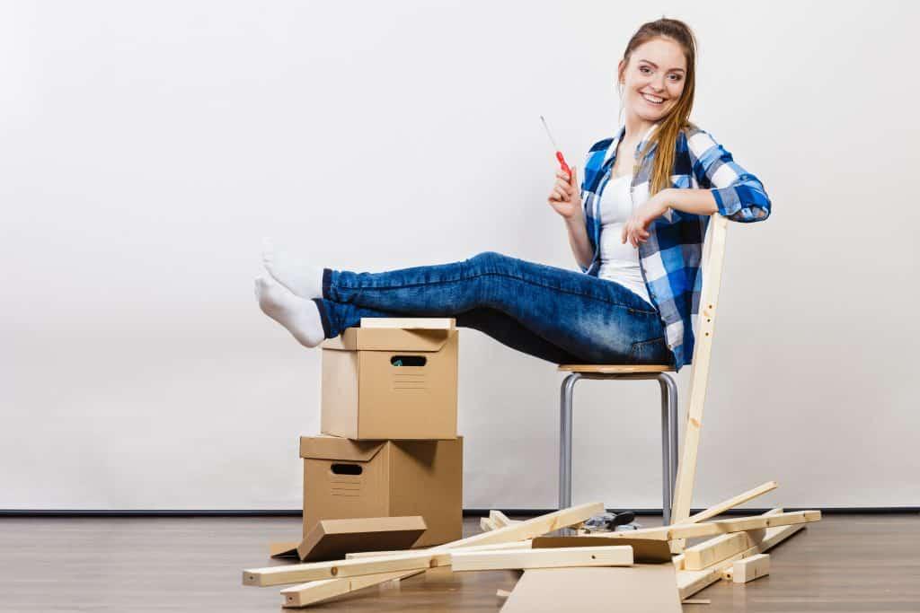 5 Tips para mudarse solo a un apartamento