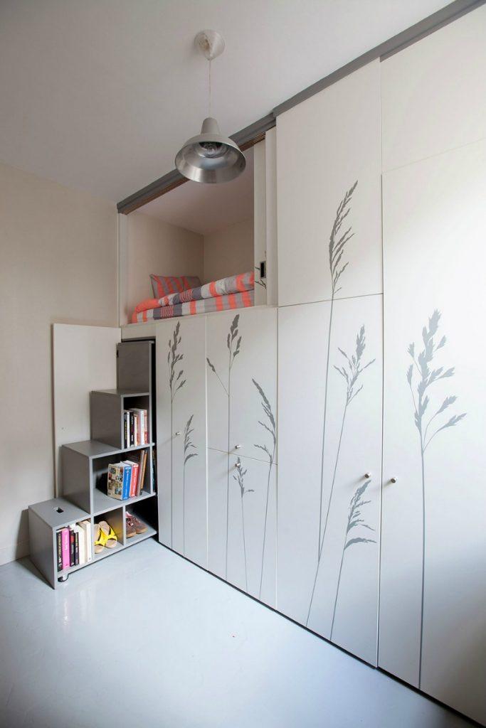 Consejos para mantener organizados los apartamentos pequeños 1